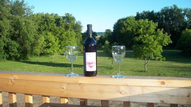 Pieper Porch Winery Amp Vineyard Travel Wisconsin