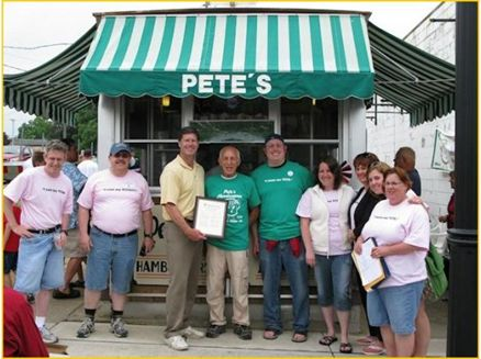 Image for Pete's Hamburgers