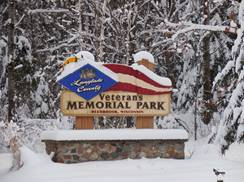 Image for Langlade County Veteran's Memorial Park
