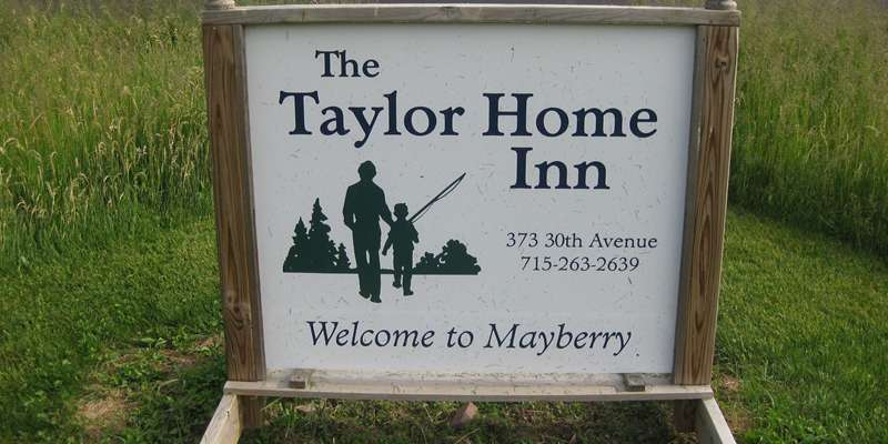 Welcome to Mayberry!