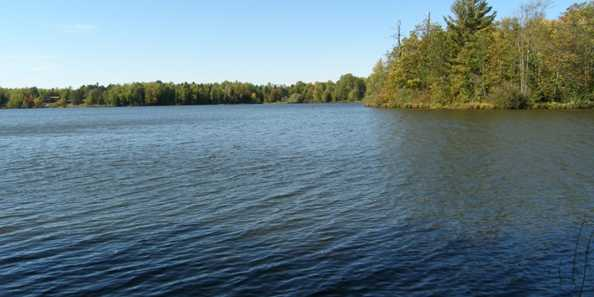 Upper Clam Lake