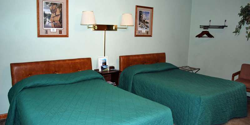 NorthWoods Rest Motel-Double Room