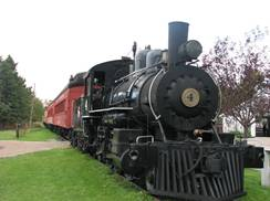 Image for Lumberjack Special Steam Train & Camp Five Museum Complex