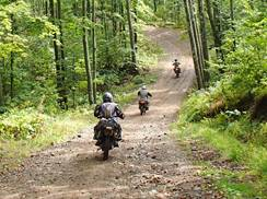 Image for HarePare Dual Sport Motorcycle Path