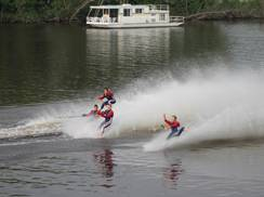 Image for Webfooter Water Ski Show Team