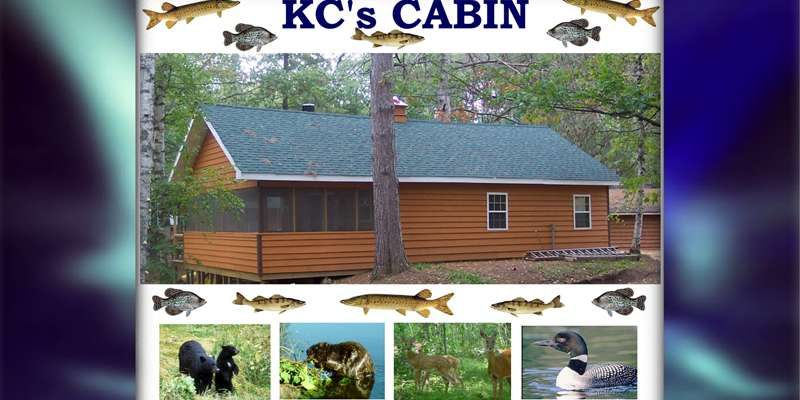 Enjoy your vacation at our cabin!