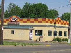 Image for A & W