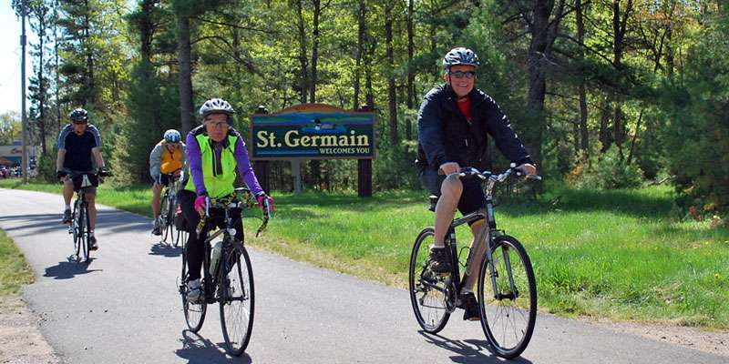 St. Germain Bike & Hike Trail