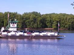Image for Cassville Car Ferry
