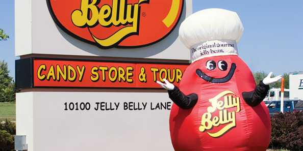 Jelly Belly Visitor Center