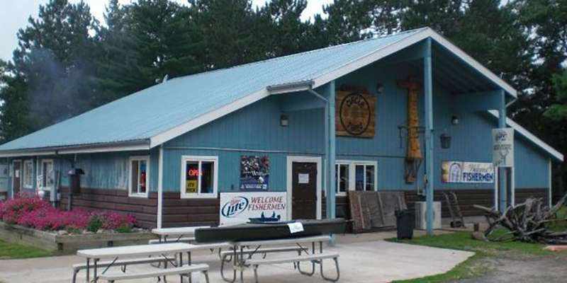 Circle Pines Bar and Grill in Wascott, WI