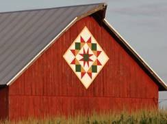 Image for Shawano Country Barn Quilts