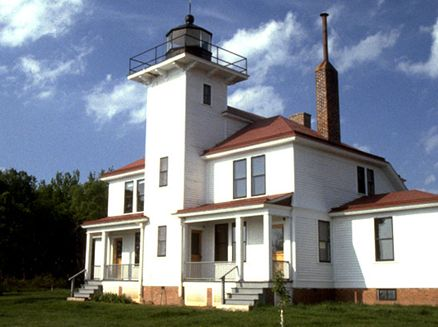 Image for Raspberry Island Lighthouse