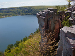Image for Devils Lake Climbing Guides