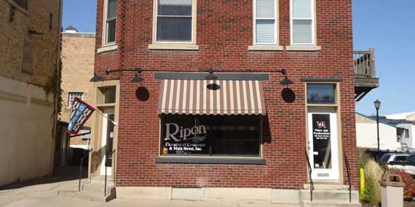 Come visit our Ripon Chamber Office in a building that has had quite a history.  Past tenants have included a technical design system. local Halloween Haunted House, and tavern!