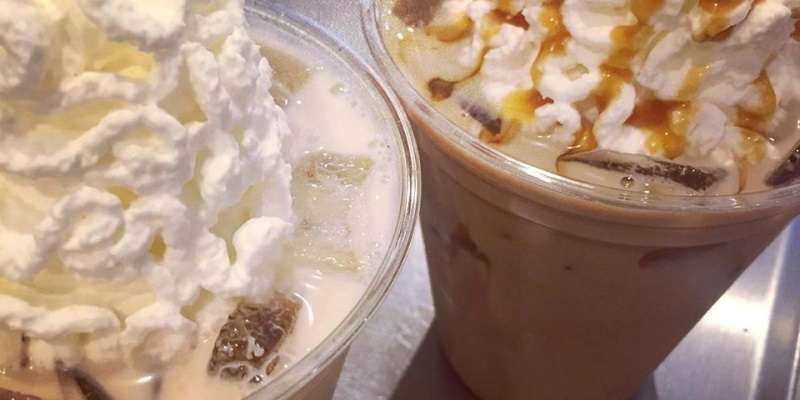 Spring coffee drinks