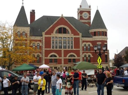 Image for Downtown Historic Courthouse Square