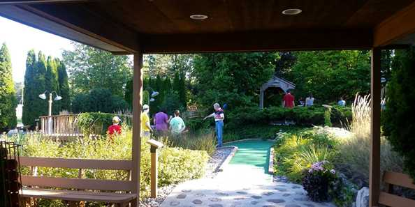 Tom & Jerry Mini Golf and Batting Cages, Plymouth, WI