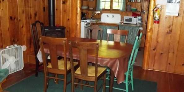 Vacation in one of our cozy cabins!!