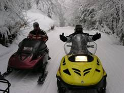Image for Polk County Snowmobile Trails
