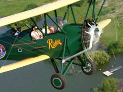 Image for Biplane Rides of America