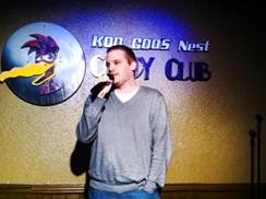 Image for Koo Coo's Nest Comedy Club