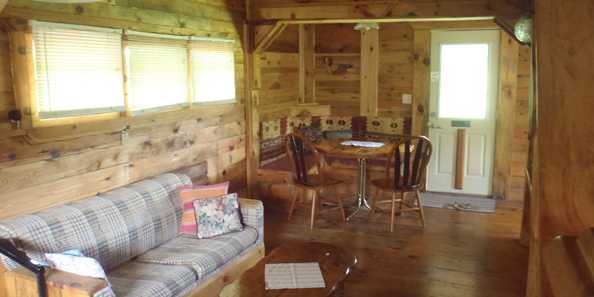 Crooked Creek Cabin