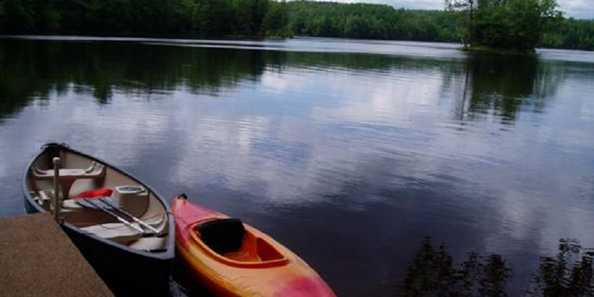 Take the day... or a couple of hours to paddle around the Tiger Cat Flowage...