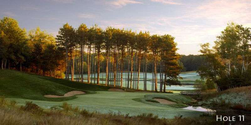 Tom Lehman design course with Event Center