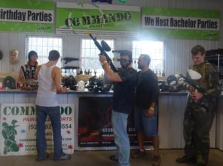 Image for Commando Paintball Sports