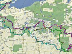 Image for Northern Wisconsin Adventure Trail