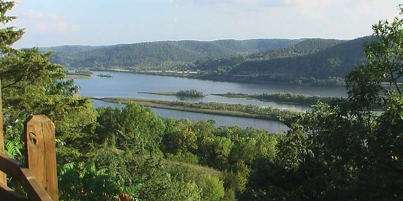 From Perrot State Park