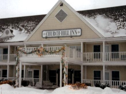 Image for Church Hill Inn