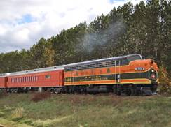 Image for Wisconsin Great Northern Railroad Excursion Train