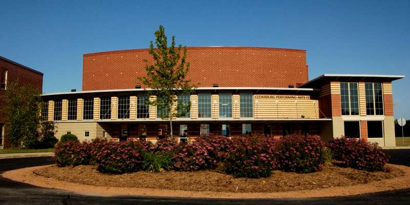 Experience first-class performances at a world-class venue - the Cedarburg Performing Arts Center.