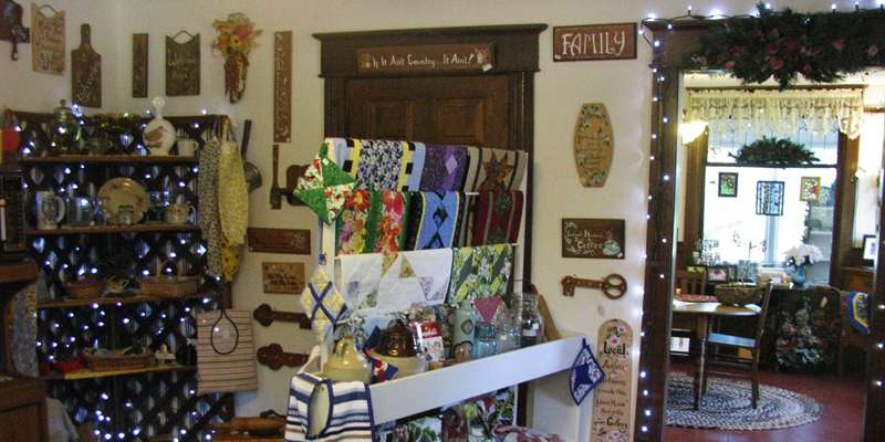 Handmade Pottery & Fiber (Wool) Crafts plus Handpainted Decor