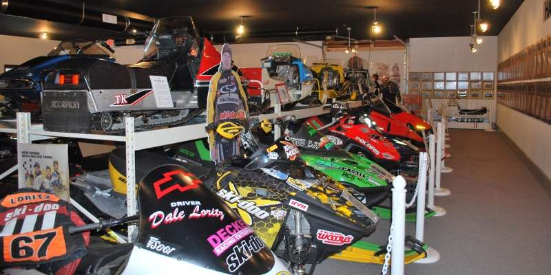 Snowmobile Hall of Fame & Museum