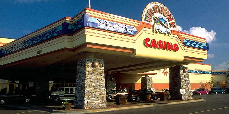black river falls casino