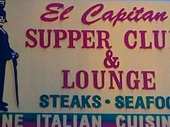 Image for El Capitan Supper Club