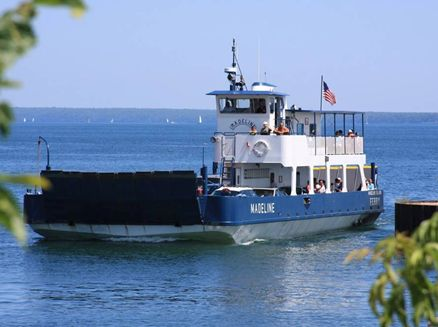 Image for Madeline Island Ferry Line