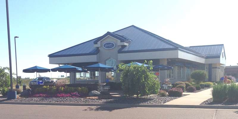 Patio and exterior