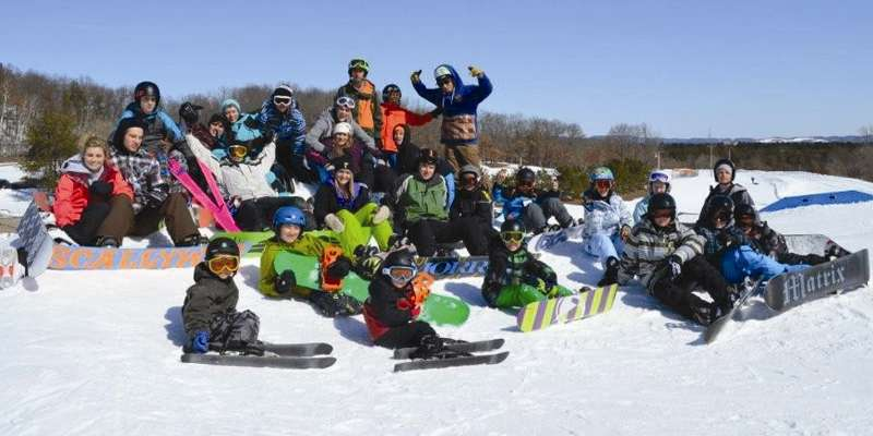 Everyone loves Whitetail Ridge Ski Area!