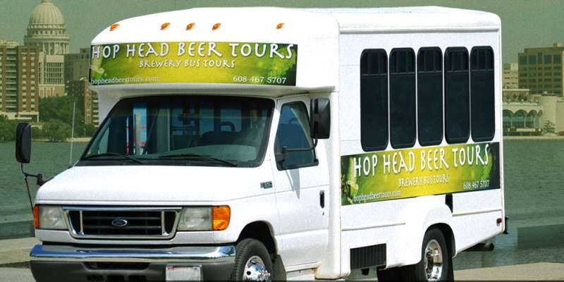 Hop Head Tour Bus