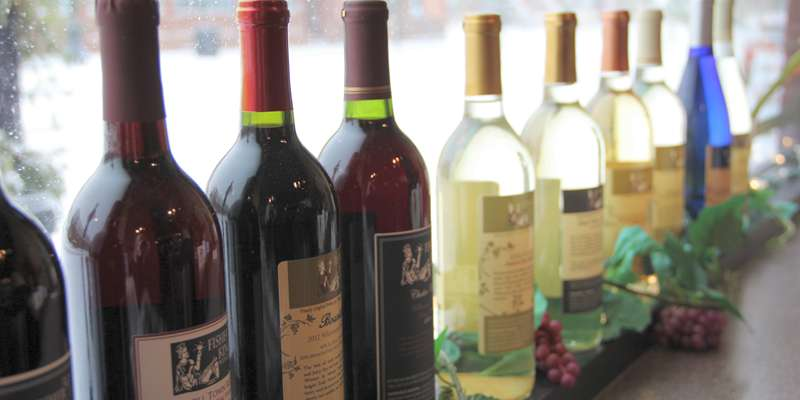 The Winery Produces a Wide Range of Award Winning Wines from Sweet Whites to Dry Reds.