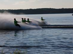 Image for Twin Bridge Water Ski Team Shows