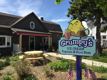 Image for Grumpy's Ice Cream, Popcorn & Root Beer