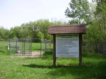 Image for Ladysmith Leash-Free Dog Park