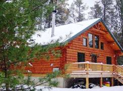 Image for Buckhorn Lake Cabin