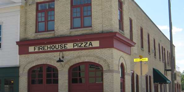 Falls Firehouse Pizza