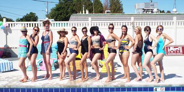Have a girlfriends retreat with your ladies and take in the sun at our heated pool.